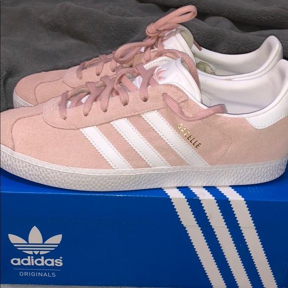 39f8c681af4 Adidas Pink Gazelle Sneaker